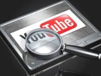 How to clear YouTube search history header