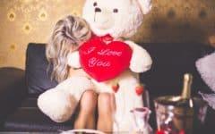 Big Stuff Bear Valentine's Day Gift