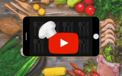 YouTube cooking channels