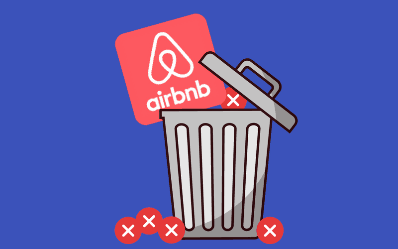 How to Delete an Airbnb Account header