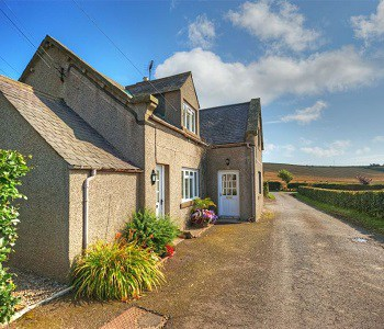 Scotland cottage listing on HomeAway