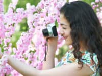 Sites for Sharing Spring Flower Photography header