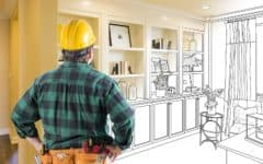 Contractor's vision for home renovation