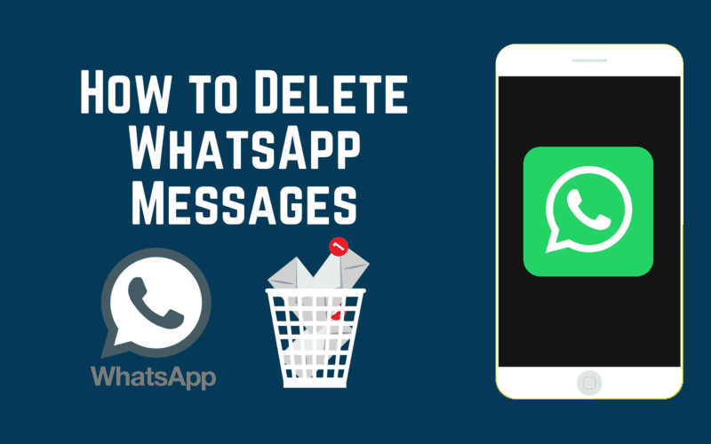 How to Delete WhatsApp Messages header