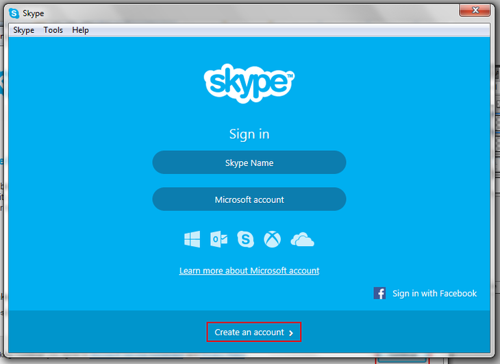 How to Create a Skype Account - Free tutorial at Techboomers