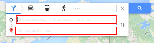 Google Maps Directions Free tutorial at Techboomers – Get Directions on Google Maps