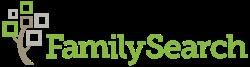 Ancestry alternative - FamilySearch logo