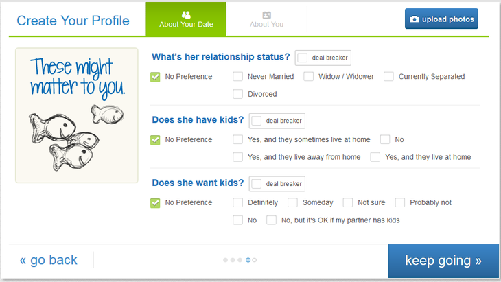 Relationship status questions