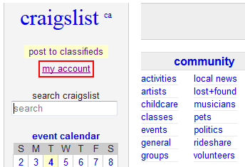 Ad My To How Craigslist Delete On