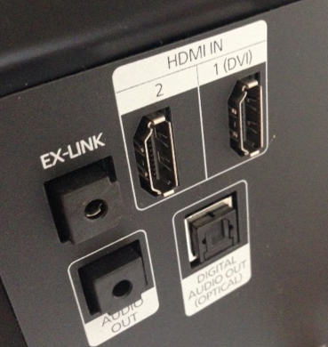 HDMI ports to connect computer to for watching Hulu on TV