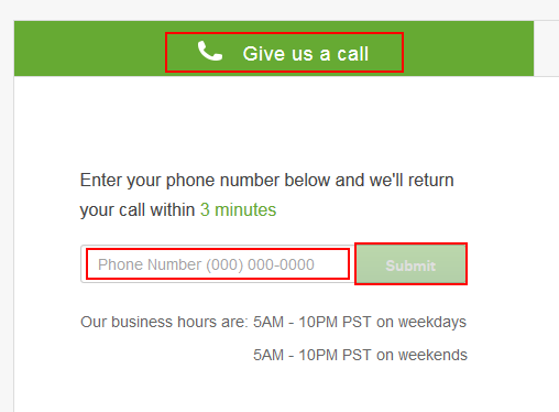 Contact Hulu customer service by phone
