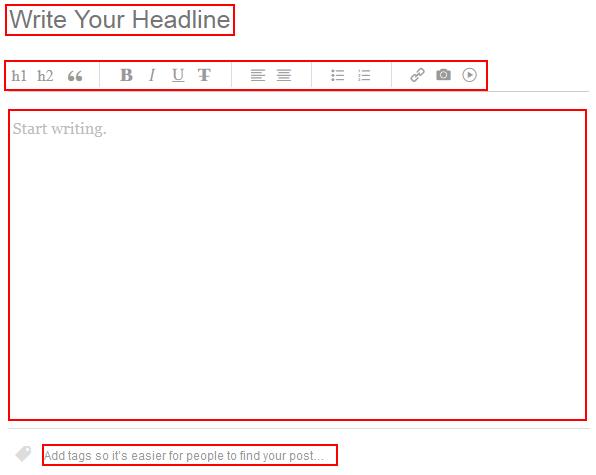 Write LinkedIn pulse article