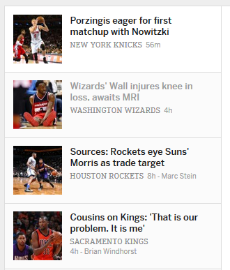 Related ESPN.com stories