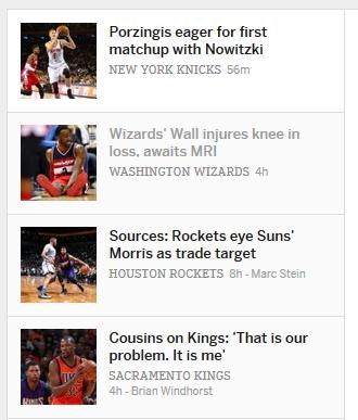 Related ESPN.com stories