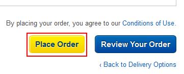 Confirming your BestBuy.com order