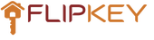 Airbnb alternative - FlipKey logo