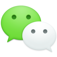 WhatsApp alternative - WeChat
