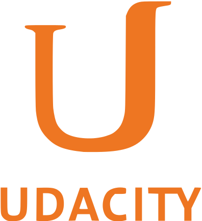 Udemy alternative - Udacity logo