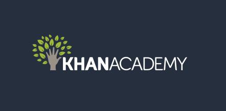 Udemy alternative - Khan Academy logo
