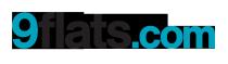 Airbnb alternative - 9flats logo