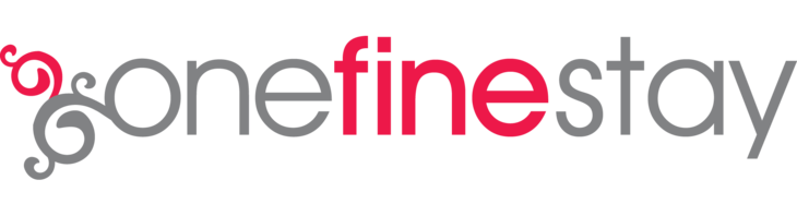 Airbnb alternative - OneFineStay logo