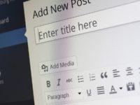 Best Sites for Starting a Blog header
