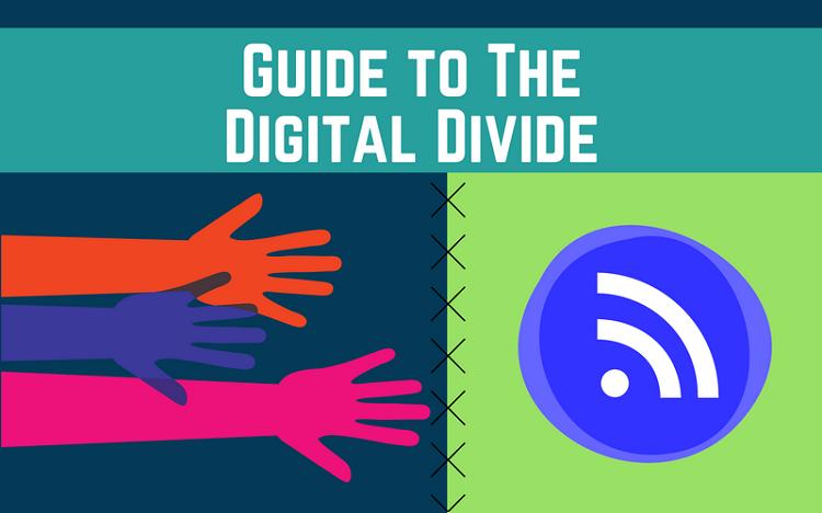 Guide to the Digital Divide header