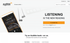 Audible Alternatives