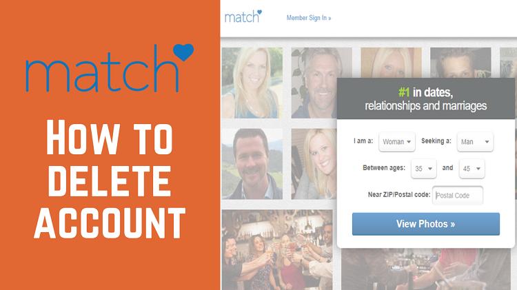 Delete Match Account