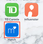 Match app icon for iOS