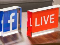 Live streaming on Facebook header