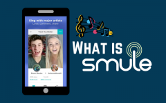 What is Smule Sing Header