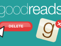 How to Delete a Goodreads Account header
