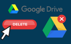 How to Delete a Google Drive Account header