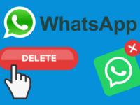 How to Delete a WhatsApp Account header