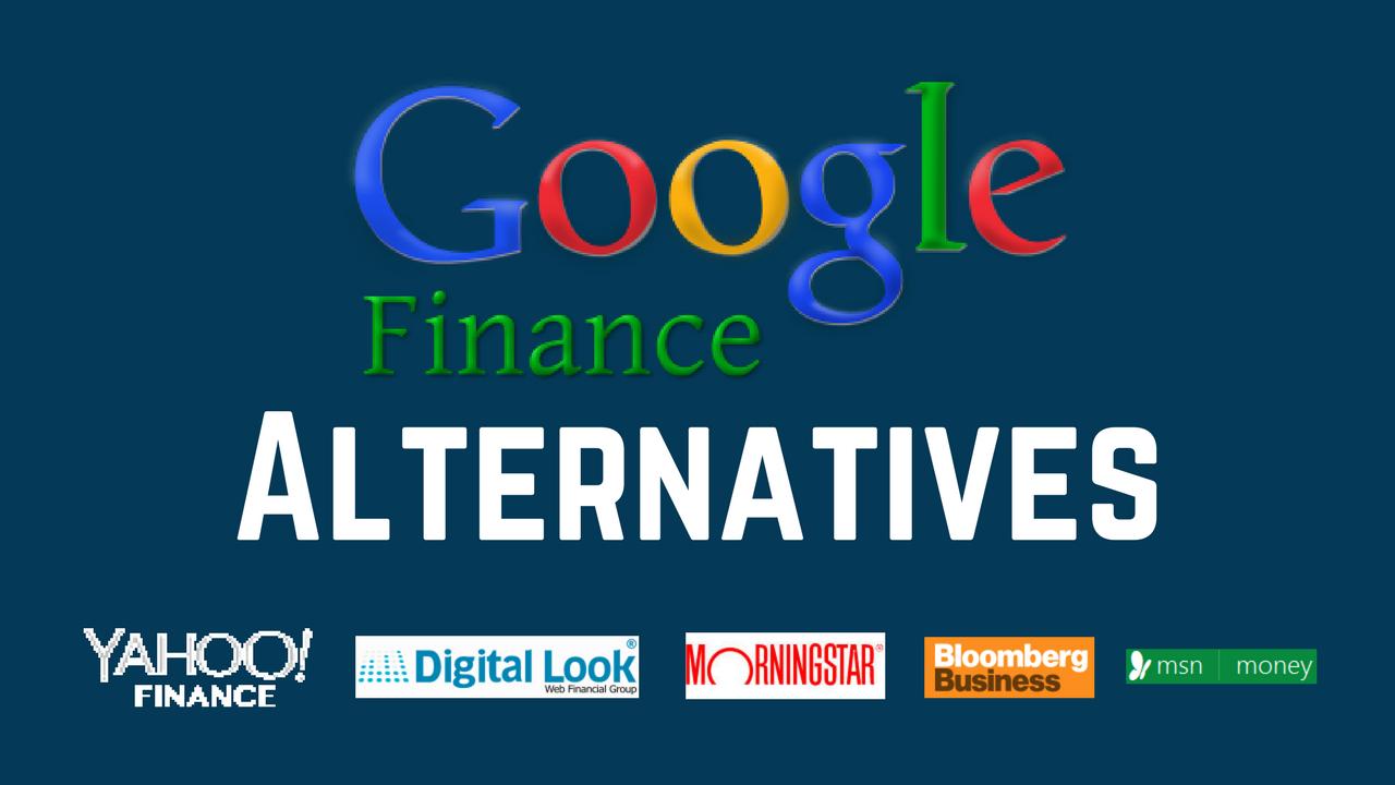 Best Google Finance Alternatives header