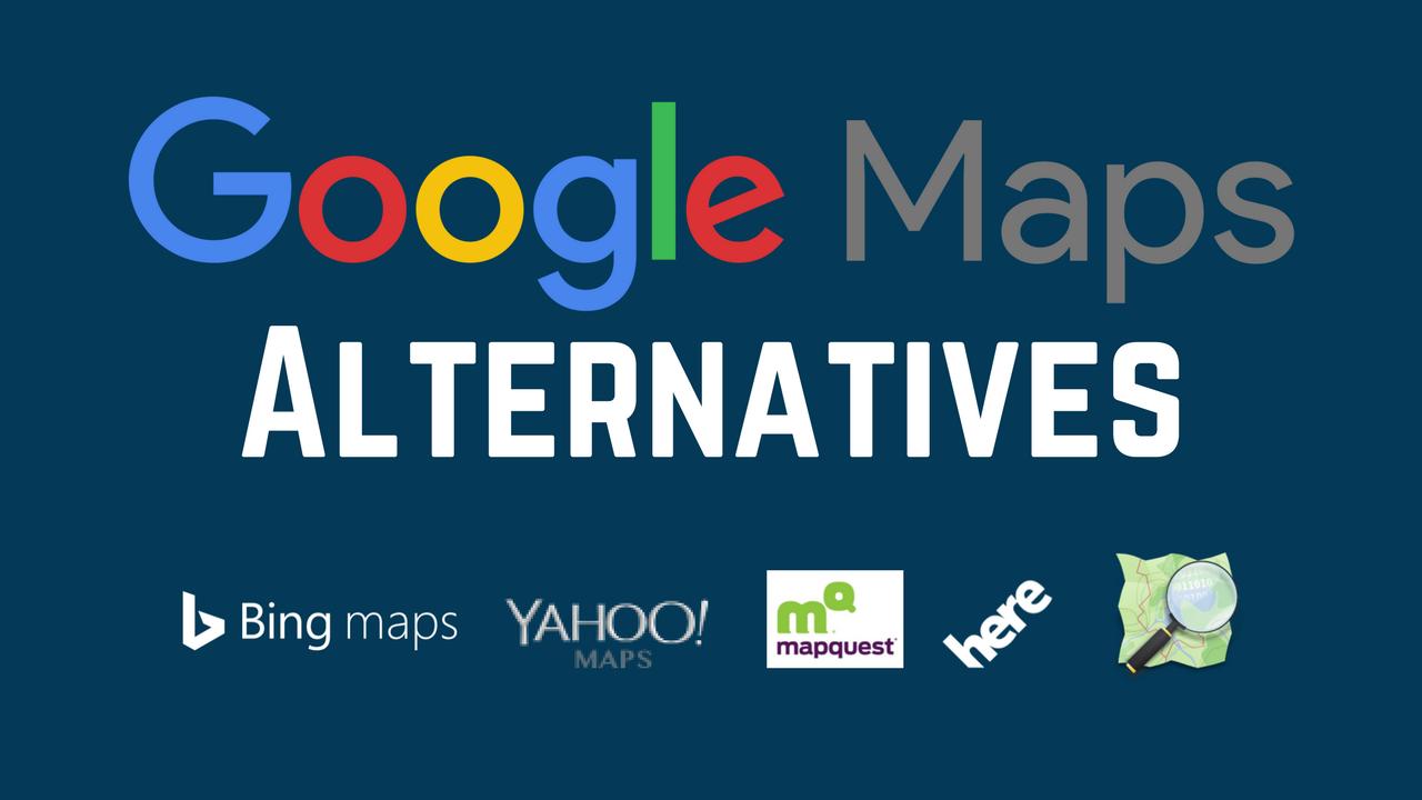 Best Google Maps Alternatives header