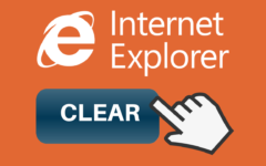 How to Clear Cache and Browsing History in Internet Explorer header