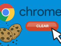 how to clear cookies on iphone google chrome
