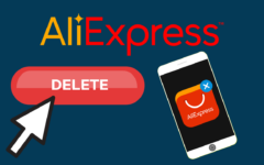 How to Delete an AliExpress Account header