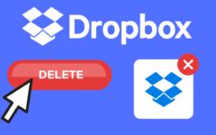 How to Delete a Dropbox Account header