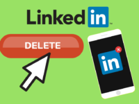 How to Delete a LinkedIn Account header