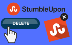 How to Delete a StumbleUpon Account header