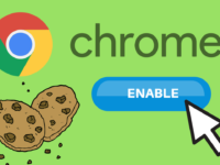 How to Enable Cookies in Google Chrome header