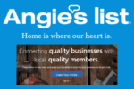 How to Get Your Business on Angie's List header