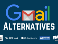 Gmail Alternatives header