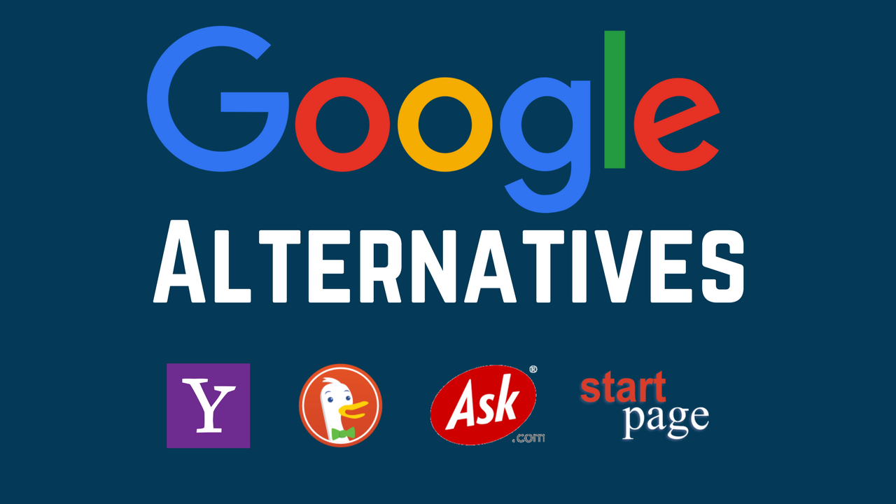 Best Google Search Alternatives header