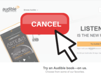 How to Cancel an Audible Account header