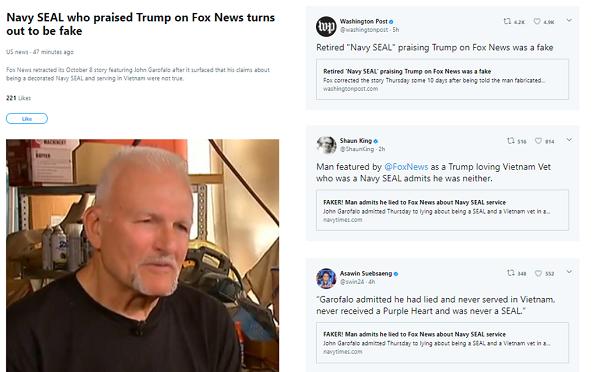 News on Twitter