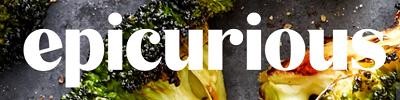 Epicurious banner